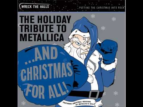 Metallica Master of Puppets ( christmas edition )