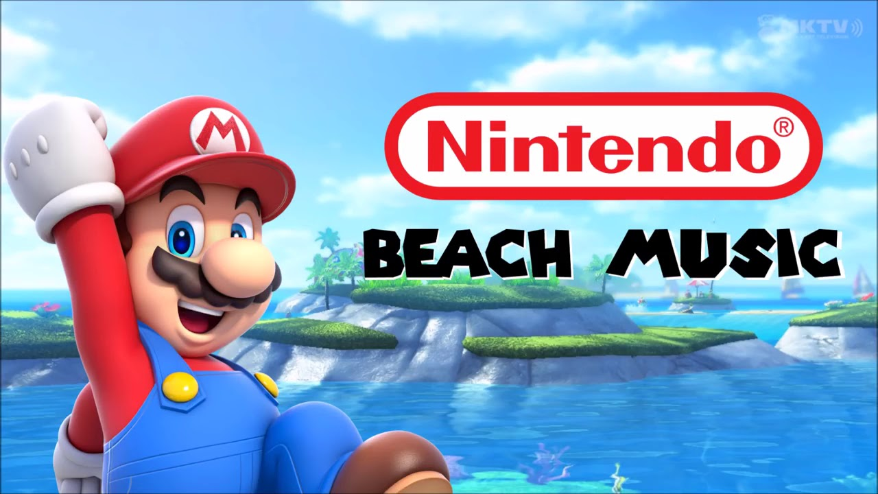 75 Minutes Of Tropical And Beach Nintendo Music Youtube