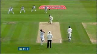 James Anderson 7-43 v New Zealand, 3rd Test 2008, Trent Bridge