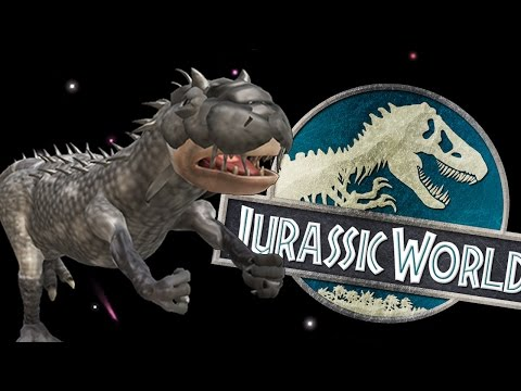 JURASSIC WORLD - Spore Epic Mod