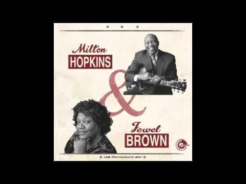 Milton Hopkins & Jewel Brown - Daddy Daddy