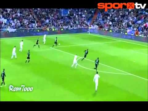 Nuri Sahin All Season Skills Real Madrid 2012 HD