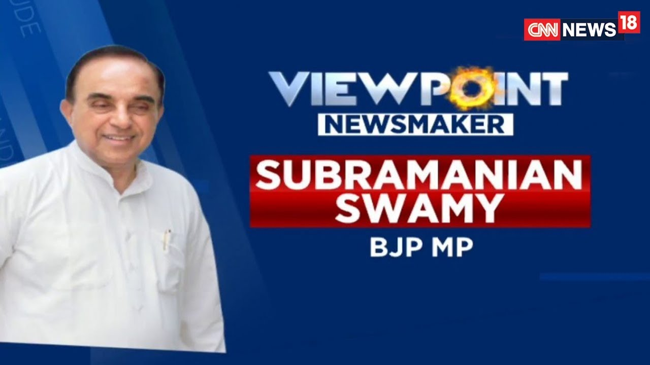 Viewpoint || Can Anti-Corruption Crackdown Bring Achhe Din For Modi? Subramanian Swamy Debate