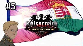 HoI4 - Kaiserreich - Austrian Empire - Restoration of Austria-Hungary - Part 5