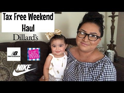 Tax Free Weekend Haul | Daisy Hearts