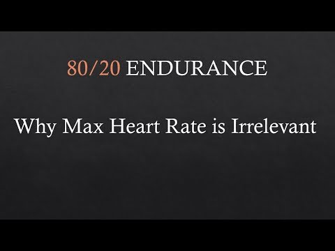Forget About Maximum Heart Rate