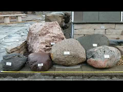 How heavy are landscape BOULDERS and how do I figure coverage?