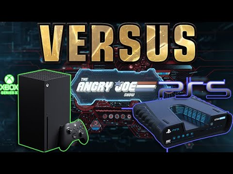 AJS News - Xbox Series X Vs. Playstation 5 System Specs Versus & Discussion! Which Wins?!