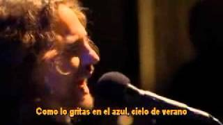 Eddie Vedder - Throw Your Arms Around Me - Sub Español