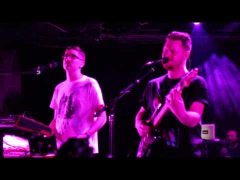 "Alt-J ∆ ""Nara"" NPR First Listen Live @ (Le) Poisson Rouge NYC 9/2/14"