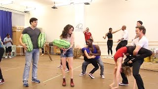 """""""Nobody Puts Baby in a Corner"""": Dirty Dancing the Musical Takes the Stage"""