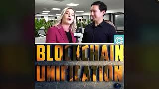 Sam Lee CEO of Blockchain Global and Hypertech Group Chairman for Hyperfund speaks on blockchain