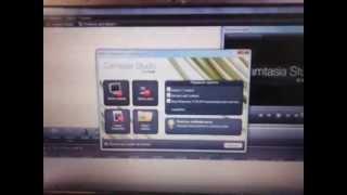 Как сделать запись с экрана с Camtasia studio 7(Видео урок как записать с экрана монитора онлайн трансляцию, для дальнейшего ее использования в личных..., 2013-07-11T07:23:49.000Z)