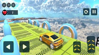 Taxi Car Stunts Games 3D ( Ramp Car Stunts ) | Android Gamplay