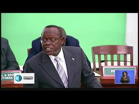 PLP DEPUTY LEADER ON BAHAMIAN HOME OWNERSHIP