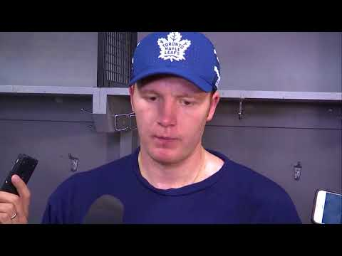 Maple Leafs Post-Game: Frederik Andersen - October 17, 2017