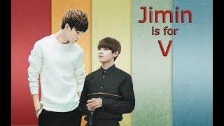 V is thirsty for Jimin / Jimin belongs to V / Vmin moments 2017