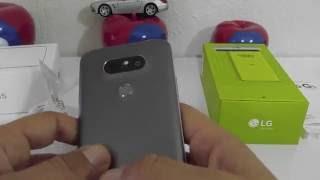 LG G5 Kutu Açılımı ve İnceleme#Unboxing