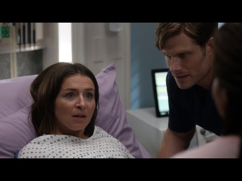 Amelia And Link Have To Wait A Little Longer - Grey's Anatomy