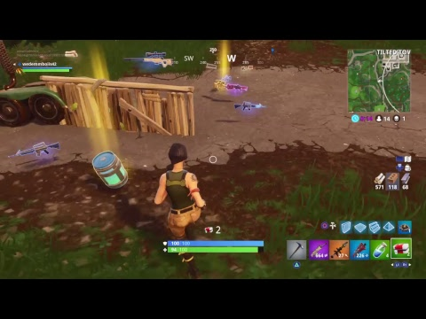 Fortnite battle royal live gameplay online live streaming part#27