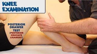 Knee Examination - OSCE Guide (New version)