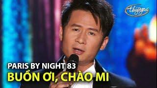 Bằng Kiều - Buồn Ơi Chào Mi (Nguyễn Ánh 9) PBN 83