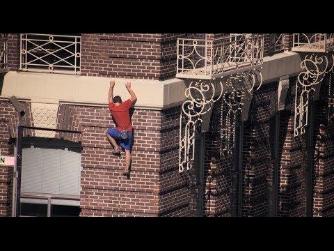 Stride Health: Alex Honnold's Urban Ascents (Full Film)