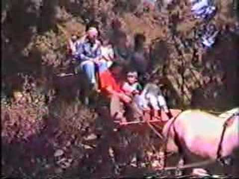 Frontier Village - Home video footage 1979