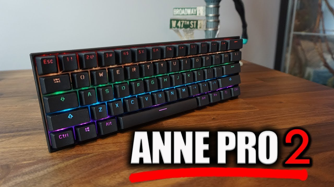 1c693b33d Anne Pro 2 - The Most Affordable 60% Mechanical Gaming Keyboard ...
