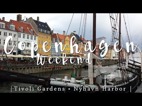 Europe Travel Vlog: Copenhagen | Denmark