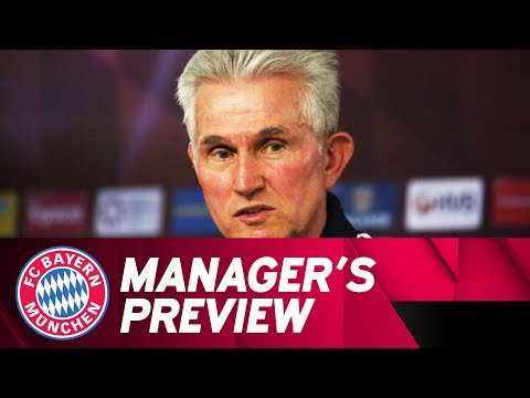 LIVE 🔴 | FC Bayern-Pressetalk mit Jupp Heynckes vor Hannover 96 | #H96FCB