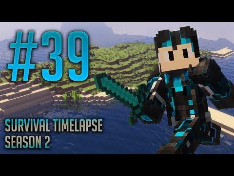 Big Project Started!   Minecraft Survival Timelapse Season 2 Episode 39   GD Venus  