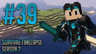 Big Project Started! | Minecraft Survival Timelapse Season 2 Episode 39 | GD Venus |