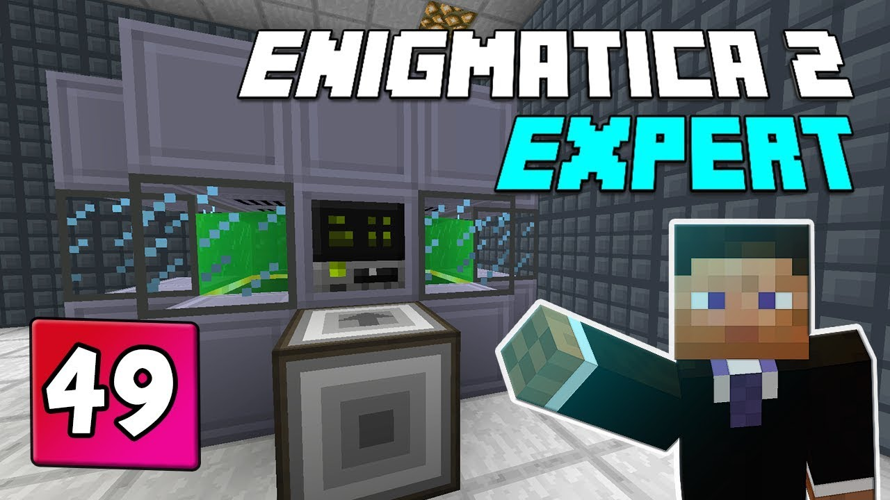 Enigmatica 2: Expert Mode - EP 49 Advanced Metallurgic Fabricator by  IterationFunk
