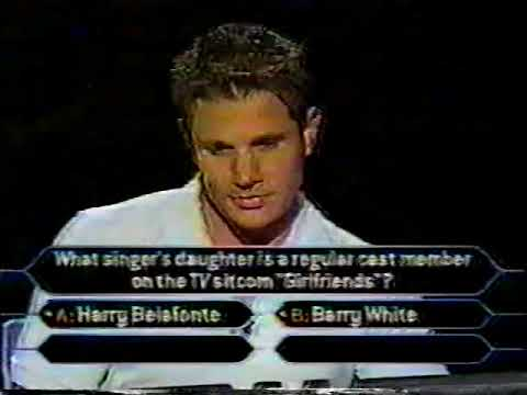 Who wants to be a millionaire #2 - Darius Rucker, Nick Lachey & Joey McIntyre