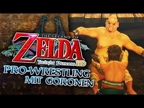 PRO-WRESTLING Mit GORONEN! 🌗 07 • Let's Play The Legend Of Zelda: Twilight Princess HD