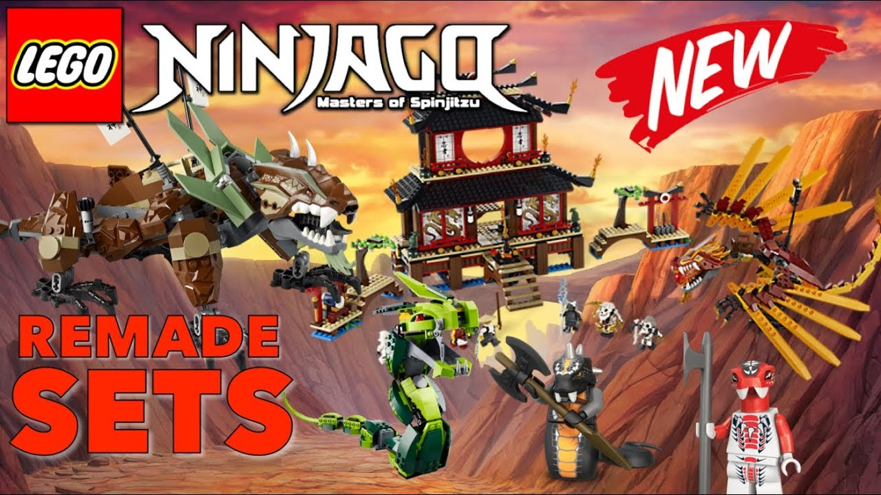 Lego Ninjago Movie 2019