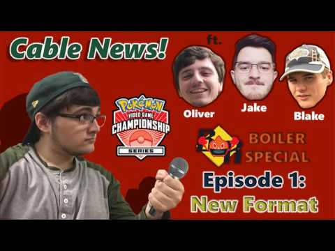 Cable News! Episode 1: New Format ft. Oliver, Jake, and Blake