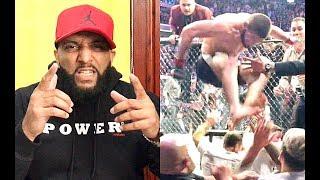 KHABIB SUSPENDED INDEFINITELY BY UFC?! WTH?