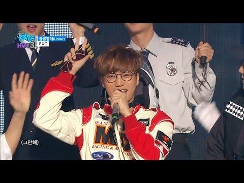 【TVPP】EXO – Unfair, 엑소 – 불공평해 @Show! Music Core Live