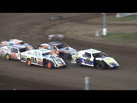 IMCA Modified Heat 2 Independence Motor Speedway 7/27/19