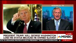 """Morning Joe Goes Mad: Trump Has Become President of """"the White Nationalist Movement"""""""