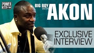 Does Akon Really Have His Own Gas Station At Home? | Big Boy's Neighborhood