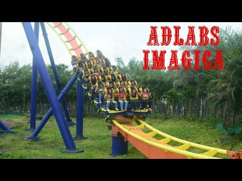 ADLABS IMAGICA 2017 | 3 SCARIEST RIDES