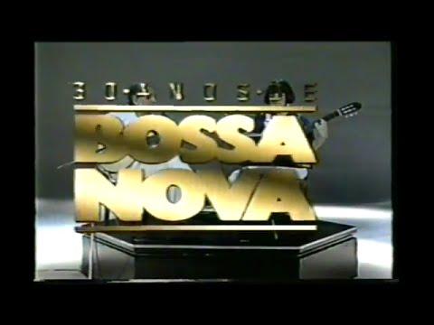 Chamada 30 Anos de Bossa Nova 1990 - Rede Manchete