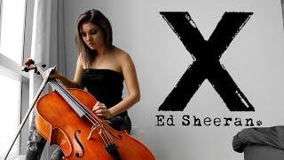 Ed Sheeran | RIVER | CELLO COVER