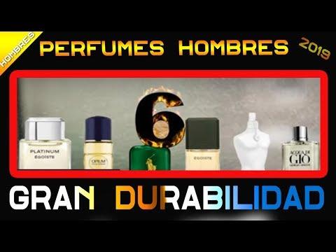 6 Mejores Perfumes De Hombre Más Duraderos En La Piel Youtube
