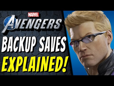 Marvel's Avengers BACKUP SAVES! How To Replay Campaign Story Missions & Reroll Exotic Gear