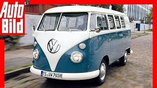 VW Bulli T1 bis T5 - 60 Jahre VW