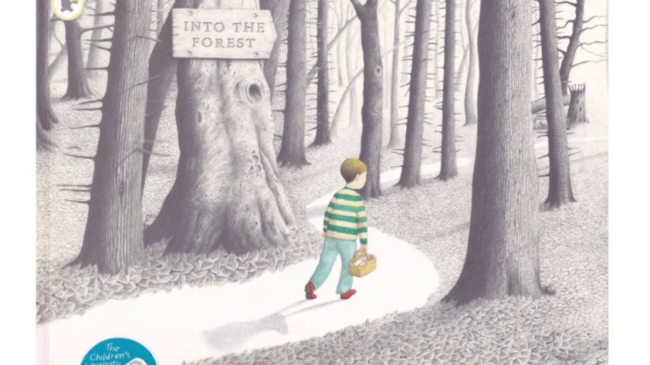 Download Into the Forest by Anthony Browne